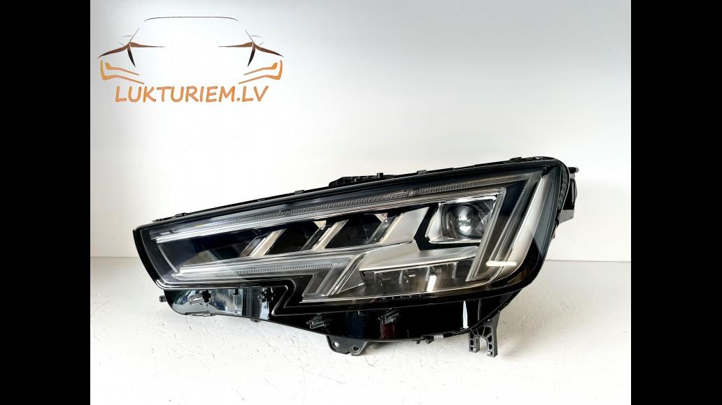 Audi A4 B9 Typ 8W LED 2016+ 8W0941035 left headlight