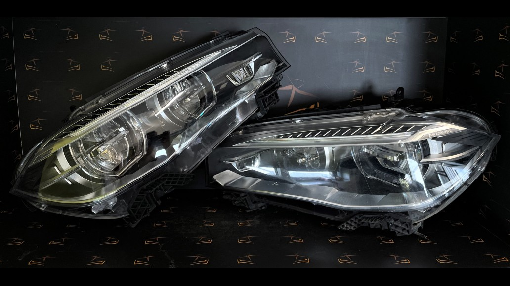 BMW X5 F15 LED Adaptive (2013–2018) 7471347 AI 01, 7471348 AI 01, 710815029061, 63 11 7 381 138, Передние Фары