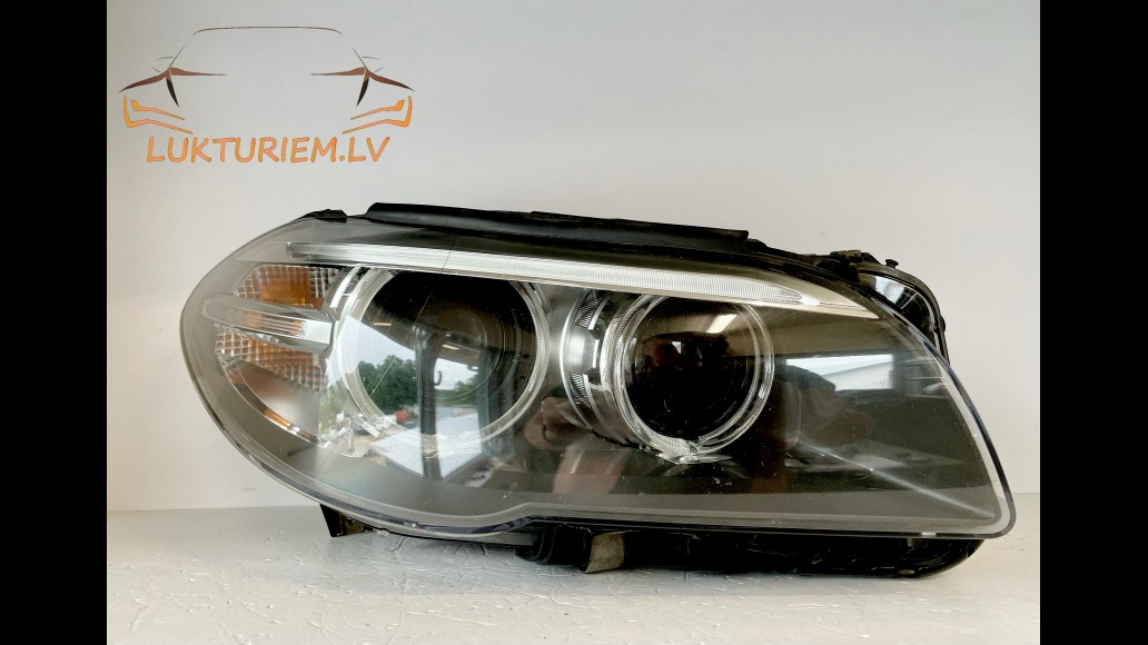 BMW 5 F10 F11facelift without dynamics (2014–2016) 734391208, A8734391208 right headlight