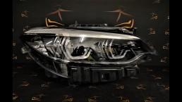 BMW 2 F22 F33 FULL LED 2017+ 63117493644, 90154290 priekšējais labais lukturis