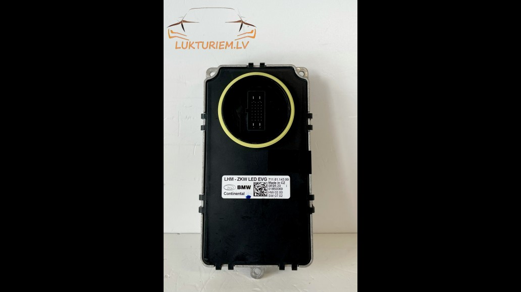 FULL LED Continental auto bloks 63117268672