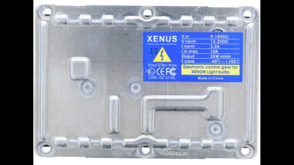 HID XENON блок Valeo LAD5GL 89035113 (XENUS)