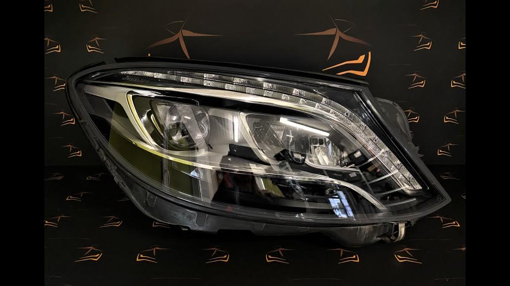 Mercedes Benz MB S-class W222 2013+ A2228200559 priekšējais labais lukturis