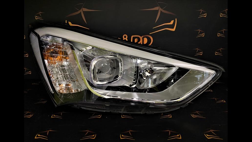 Hyundai Santa Fe 2012+ 2W92R-DM002 921022W200 передняя правая фара