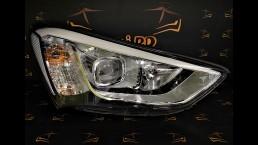 Hyundai Santa Fe 2012+ 2W92R-DM002 921022W200 priekšējais labais lukturis