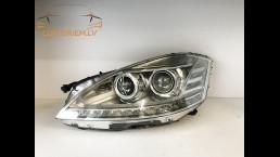 Mercedes Benz MB S-class W221 (2005-2009) A2218206959 left headlight
