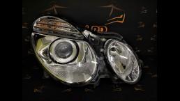 Mercedes Benz MB E-class W211 facelift Dynamic (2006–2009) 2118205261 A2118205261 right headlight