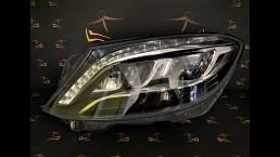 Mercedes Benz MB S-class W222 2013+ A2228200459 left headlight