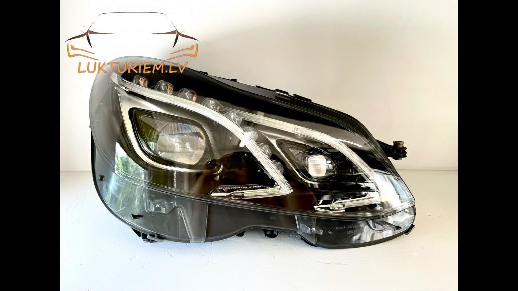Mercedes Benz MB E-class W212 facelift (2013+) 2128202339 Right Headlight