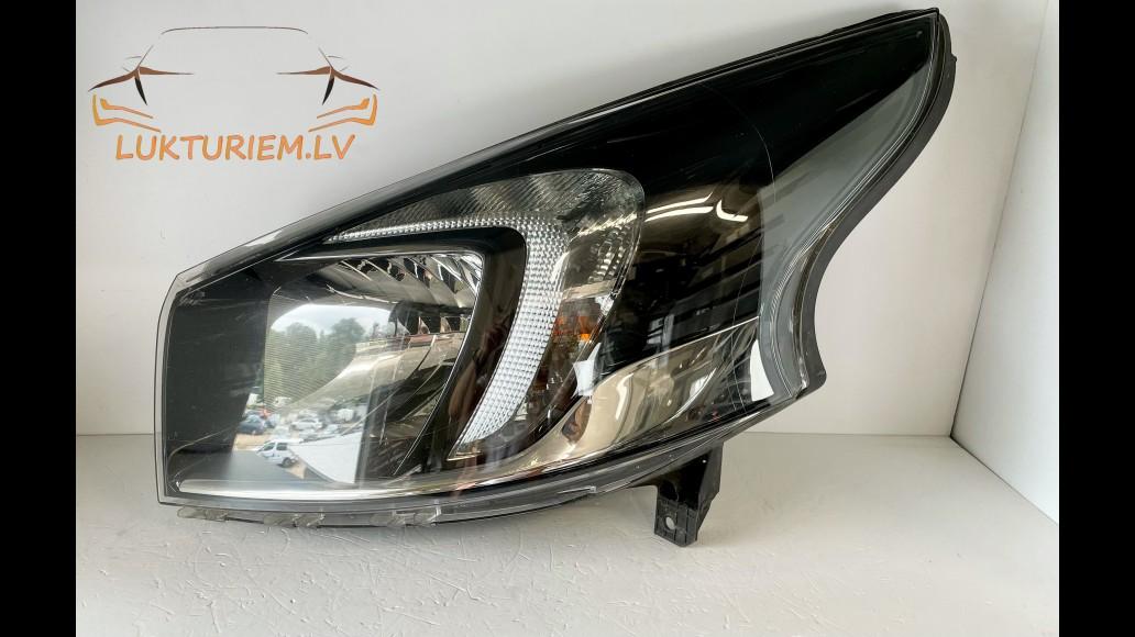 Opel Vivaro (2014-2019) 260605859R, 1EE01156505 передняя левая фара