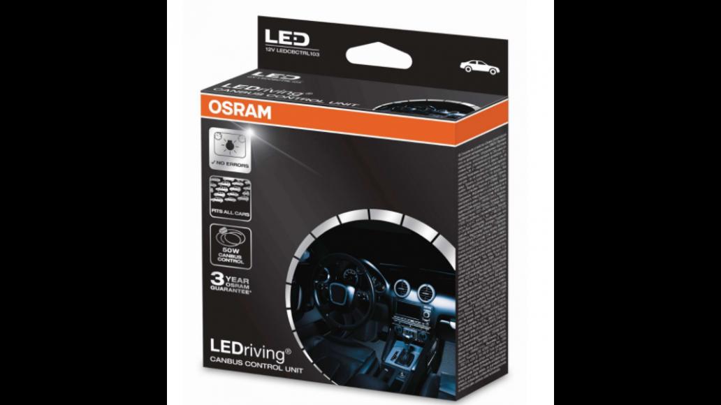 LEDriving® Canbus Control Unit (50W) OSRAM 4052899327375