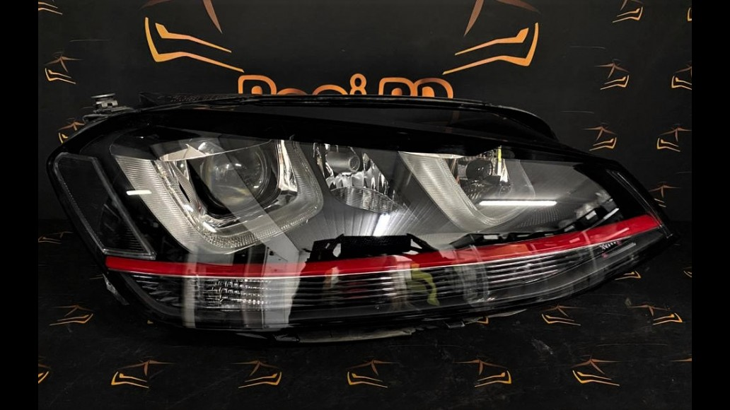 Volkswagen VW Golf 7 5G Gti LED (2012-2017) 5G1941752A right headlight