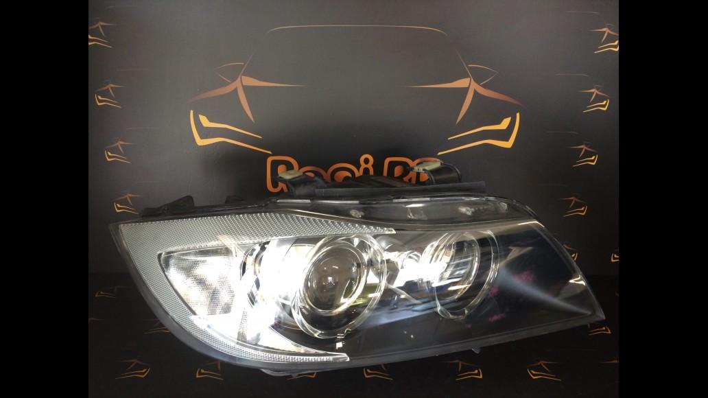 BMW 3 E90  facelift (2005-2008) 631169427449  priekšējais labais lukturis, Xenon, Dynamic