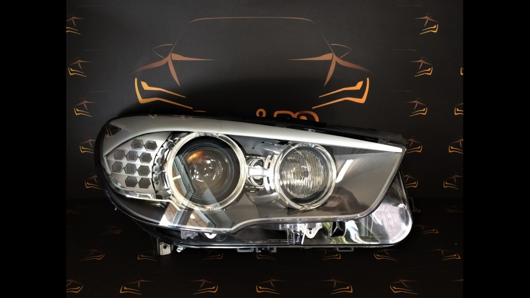 BMW 5 GT Gran Turismo F07 (2009–2017) 7199616 right headlight