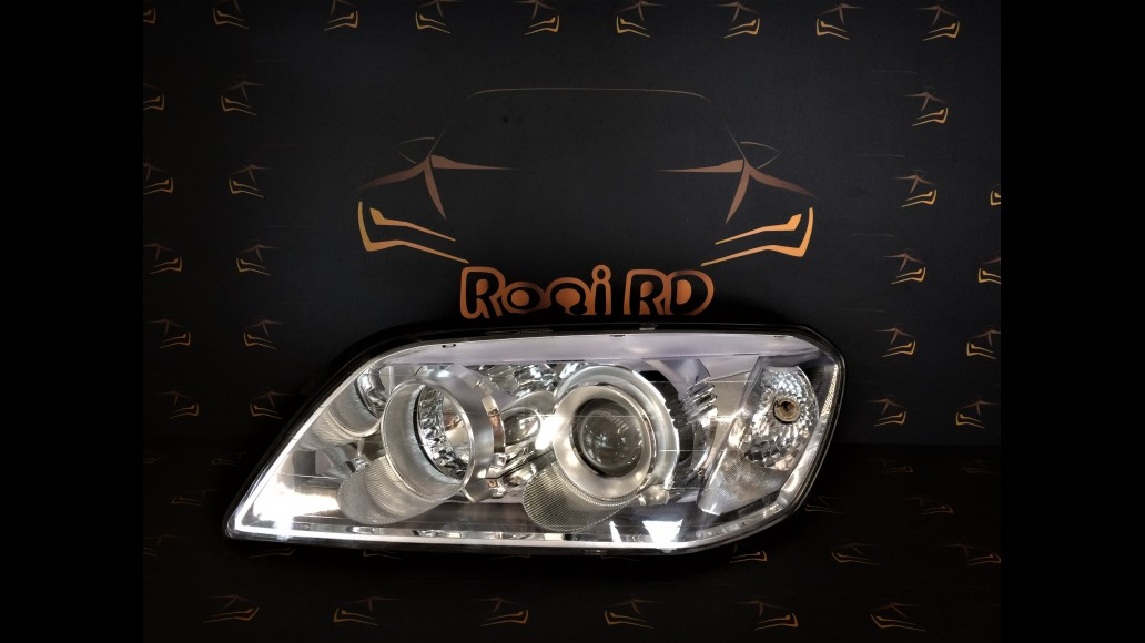 Chevrolet Captiva (2006-2012) 00015547 left headlight