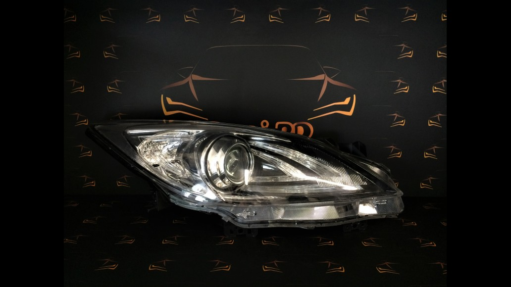 Mazda 3 (2010-2013) BBM5 51030, BBM551030 right headlight
