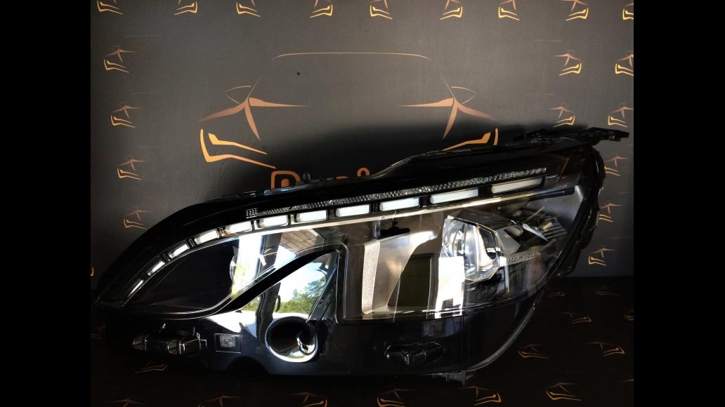 Peugeot 3008 2010+ FullLED 9826572780 Left Headlight