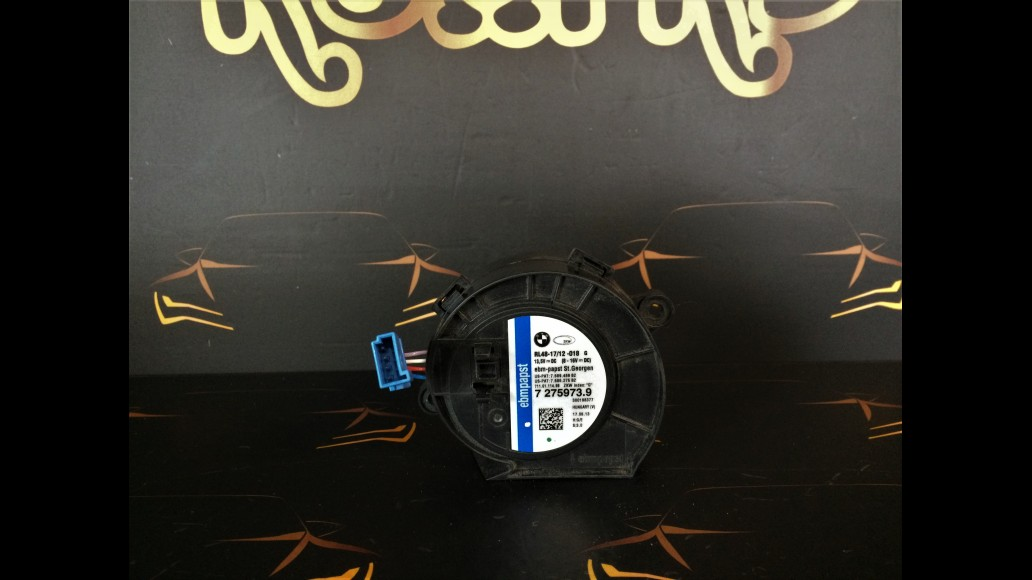 LED fan BMW (2013-2015) 72759739 ,  7 275973.9