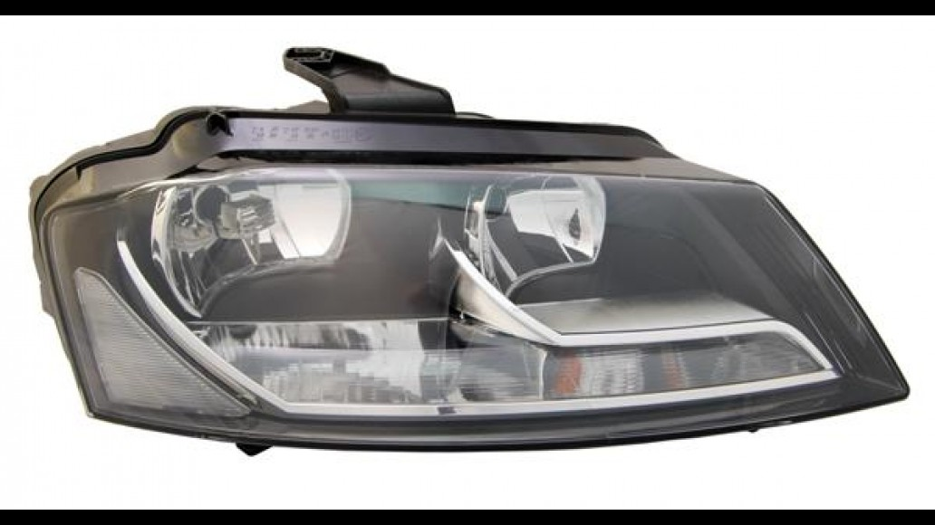 Audi A3 Convertible (8P7) (2008–2013) new car right headlight