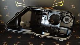 BMW X3 F25 корпус левой фары