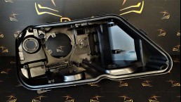 BMW X3 F25 right headlight housing