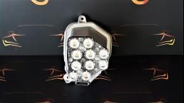 LED auto bloks BMW F10 F18 (2011-2013) kreisais 63117271901