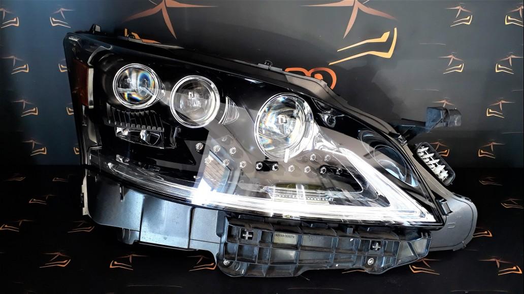 Lexus LS 600H (2012–2017) 8114550871 right headlight