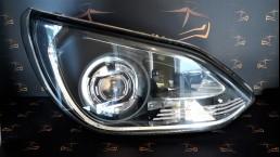 Setra S 515 HD right headlight