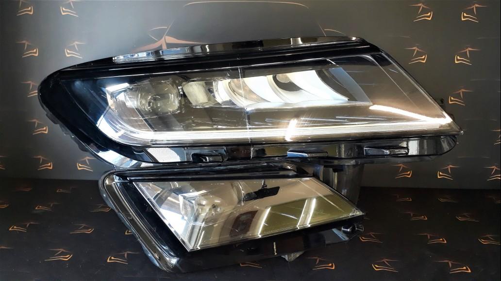 Škoda Kadiaq LED 2016+ 566941016E priekšējais labais lukturis