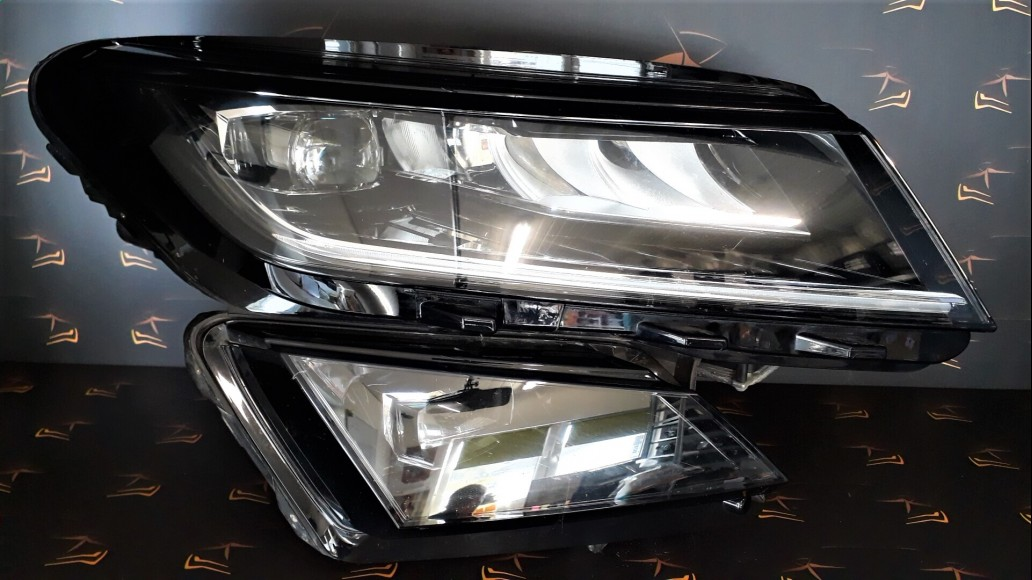 Škoda Kadiaq LED 2016+ 566941016E right headlight