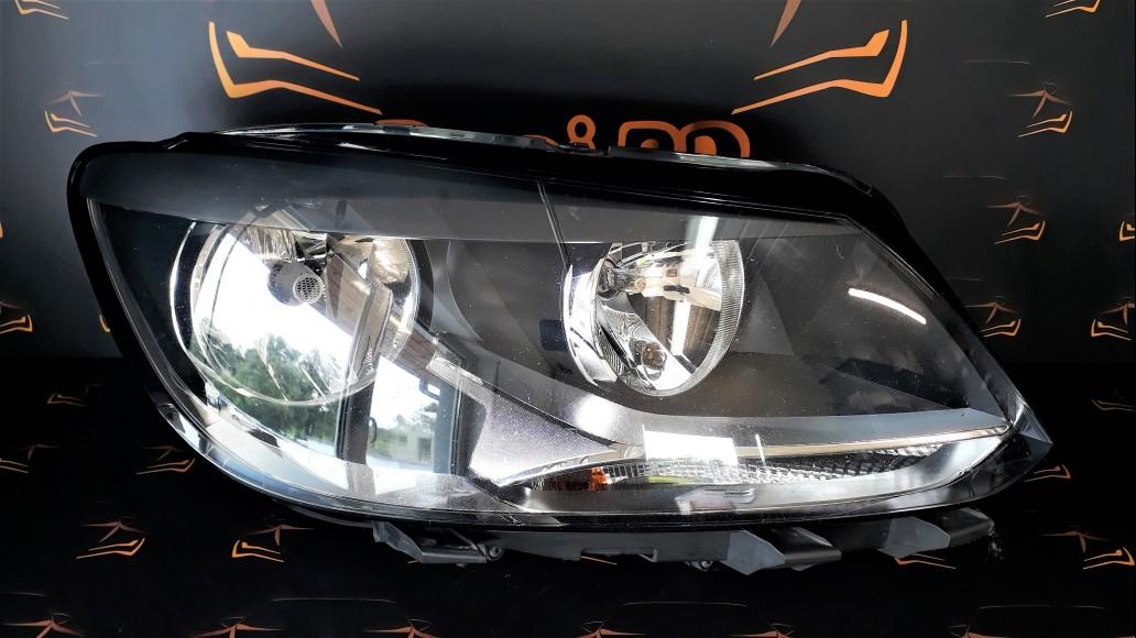 Volkswagen VW Touran Caddy (2010-2015) 1T1941006H priekšējais labais lukturis