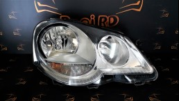 Volkswagen VW Polo Typ 9N3 Facelift (2005–2009) right headlight