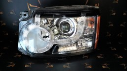 Land Rover Range Rover Discovery 3, 4 (2004-2014) AH2213W030GC left headlight