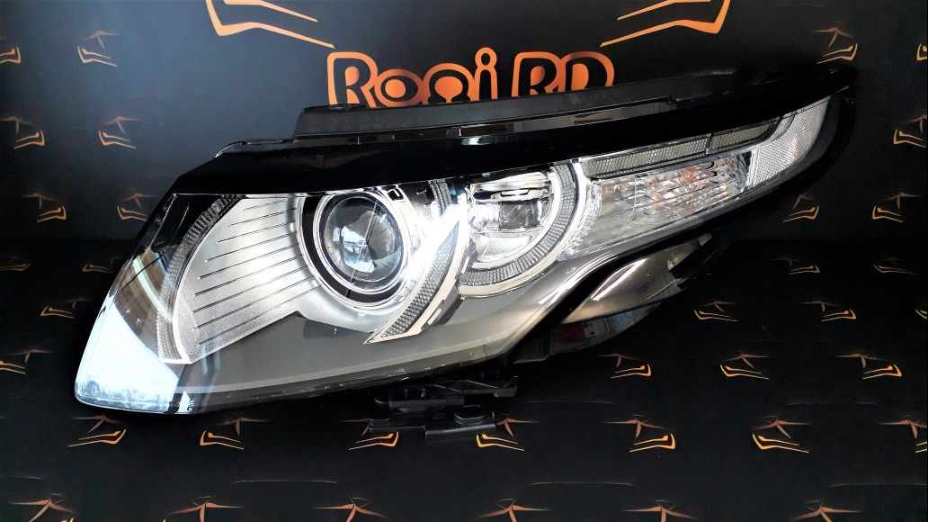 Land Rover Range Rover Evoque (2011-2015) BJ3213W030H priekšējais kreisais lukturis