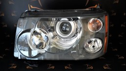 Land Rover Range Rover Sport L320 (2005-2009) left headlight
