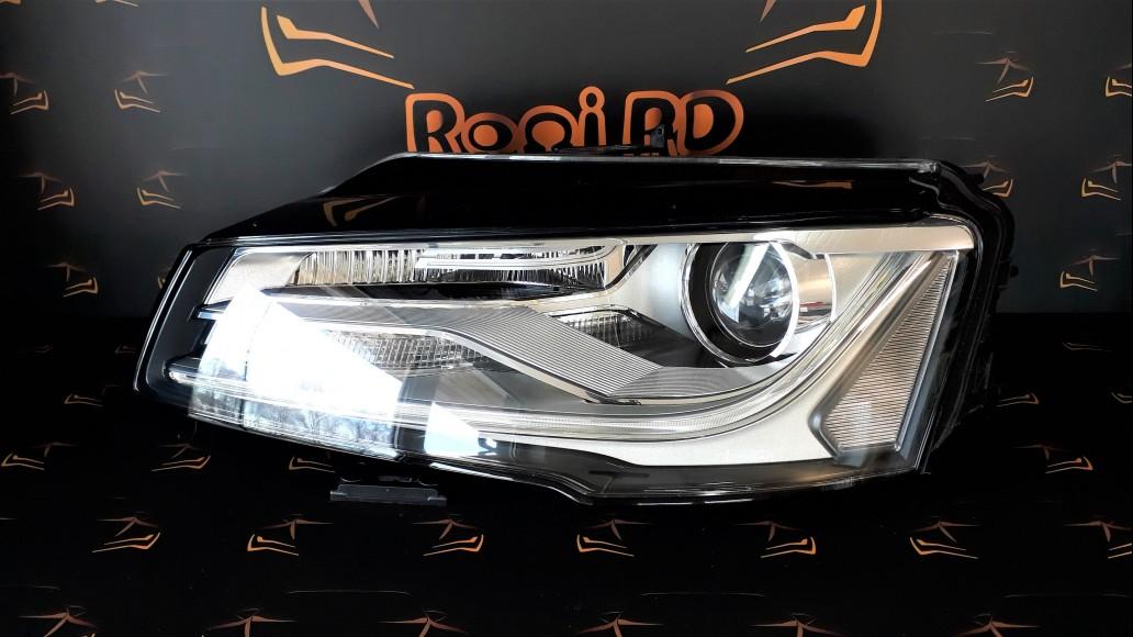 Audi A8 D4 facelift 4H (2014-2017) 4H0941005 priekšējais kreisais lukturis