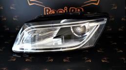 Audi Q5 8R facelift 2013+ 8R0941005C priekšējais kreisais lukturis