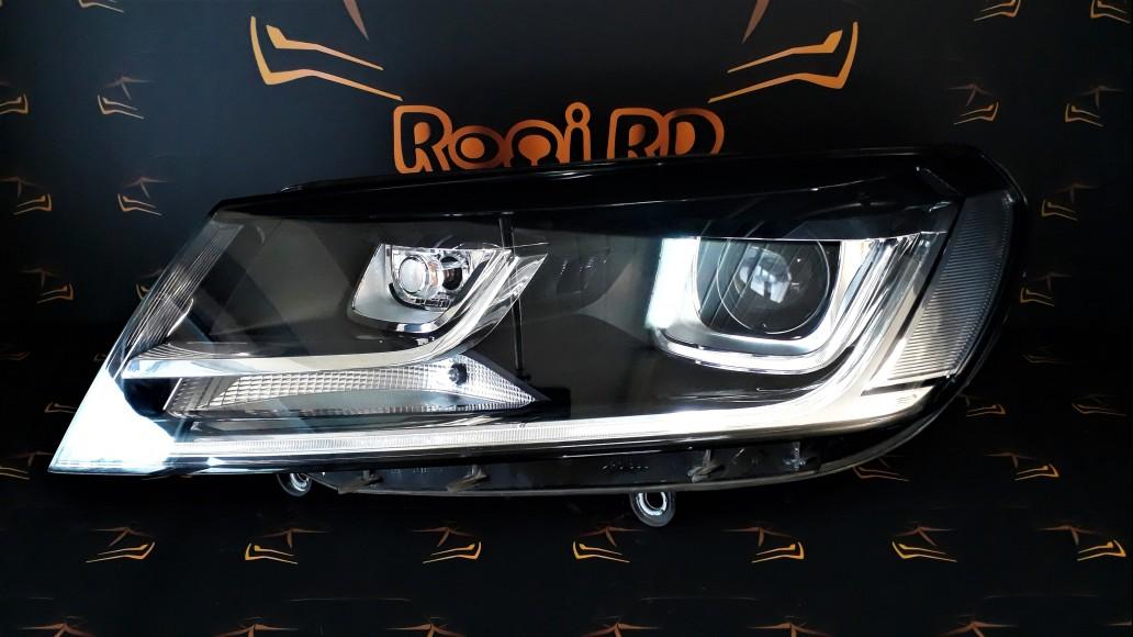 Volkswagen Vw Touareg 7p Facelift 2015 7p1941033a Left Headlight