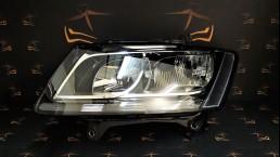 Audi Q5 8R (2009-2013) 8R0941003AM priekšējais kreisais lukturis