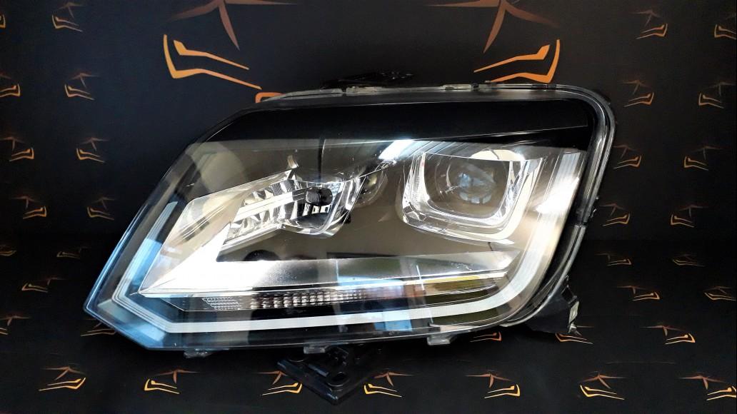 Volkswagen VW Amarok 2H facelift 2H3941031 left headlight