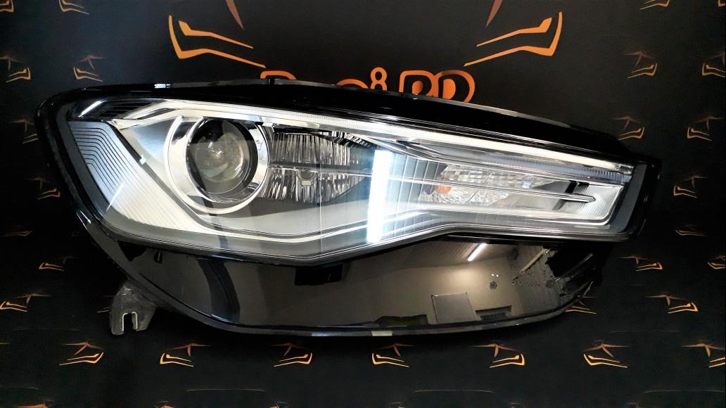 Audi A6 S6 C7 facelift Bi-Xenon 2014+ 4G0941006F priekšējais labais lukturis