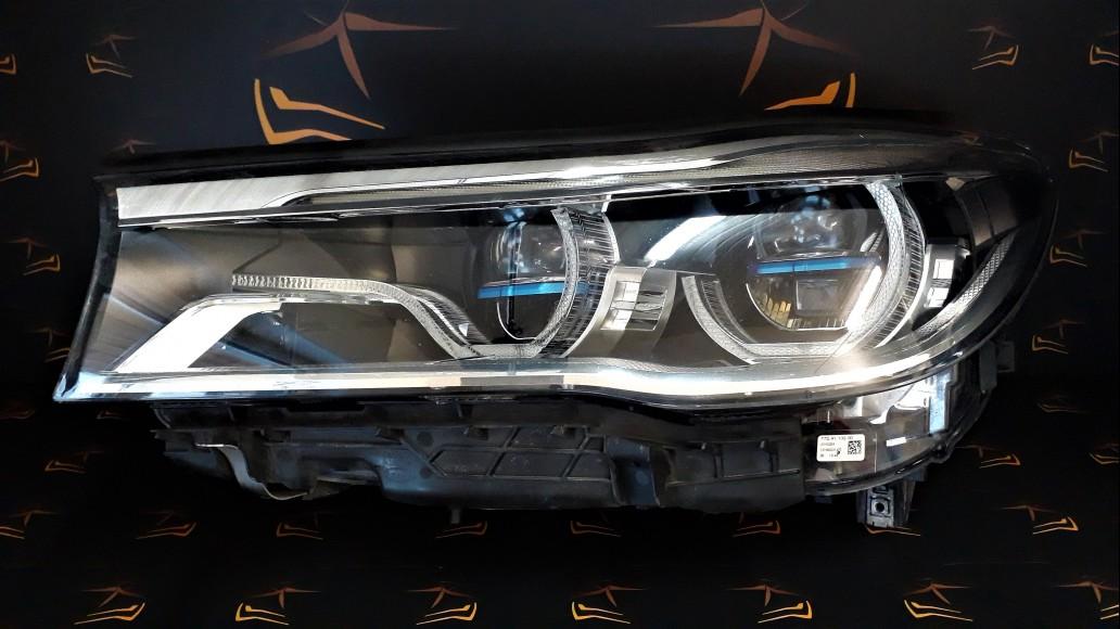 BMW 7 G11 G12 2015+ Laserlight 7349113-04 priekšējais kreisais lukturis