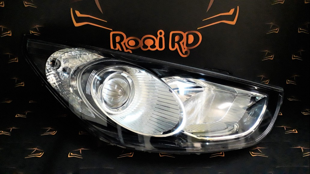 Hyundai IX35 LM, EL, ELH (2009 - 2013) right headlight