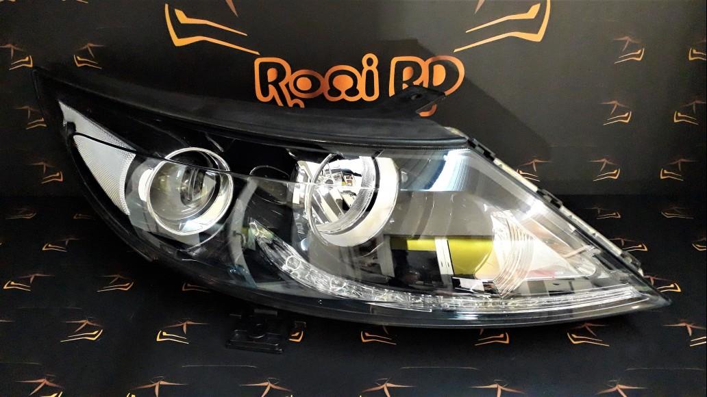 Kia Sportage 3 SL (2010–2015) 921023U290 передняя правая фара