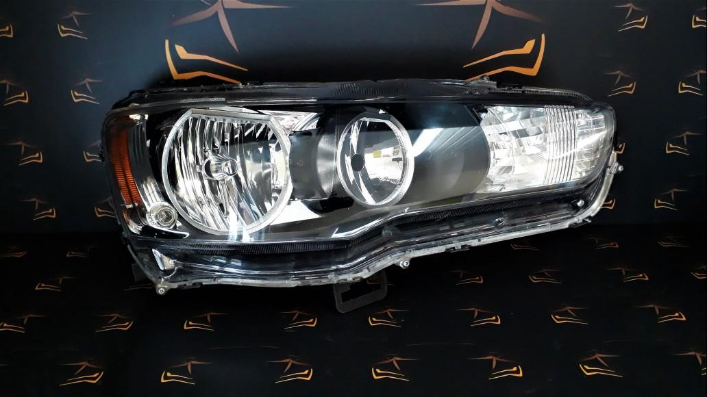 Mitsubishi Lancer (2007-2017) right headlight