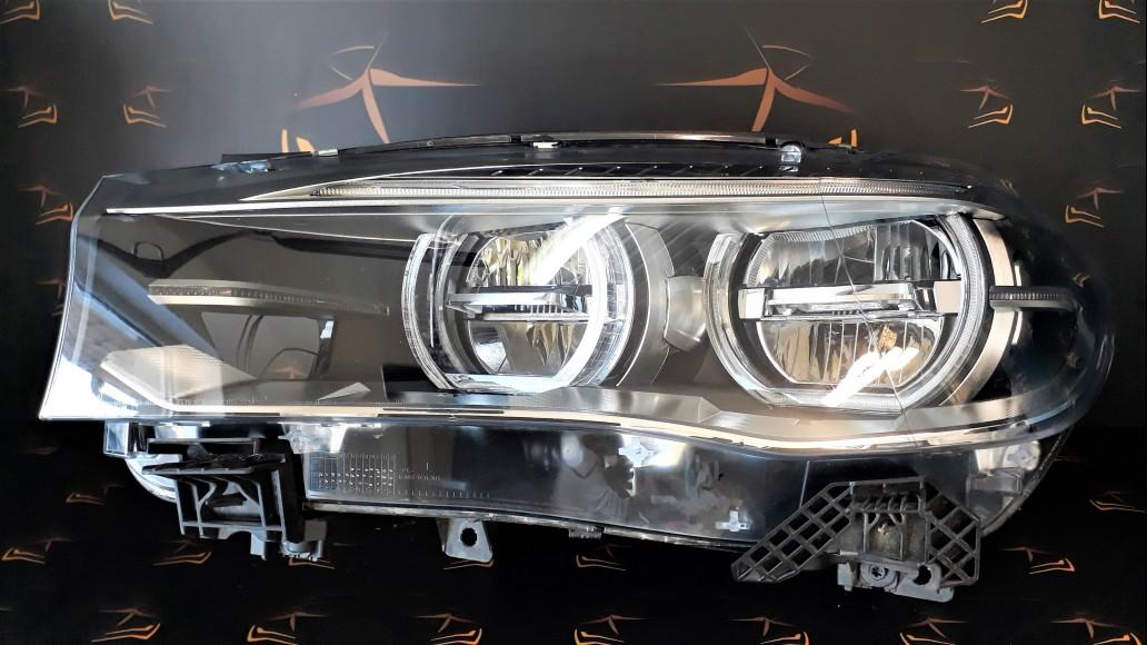 BMW X5 F15 (2014–2018), X6 F16 2015+ 7453471 priekšējais kreisais lukturis