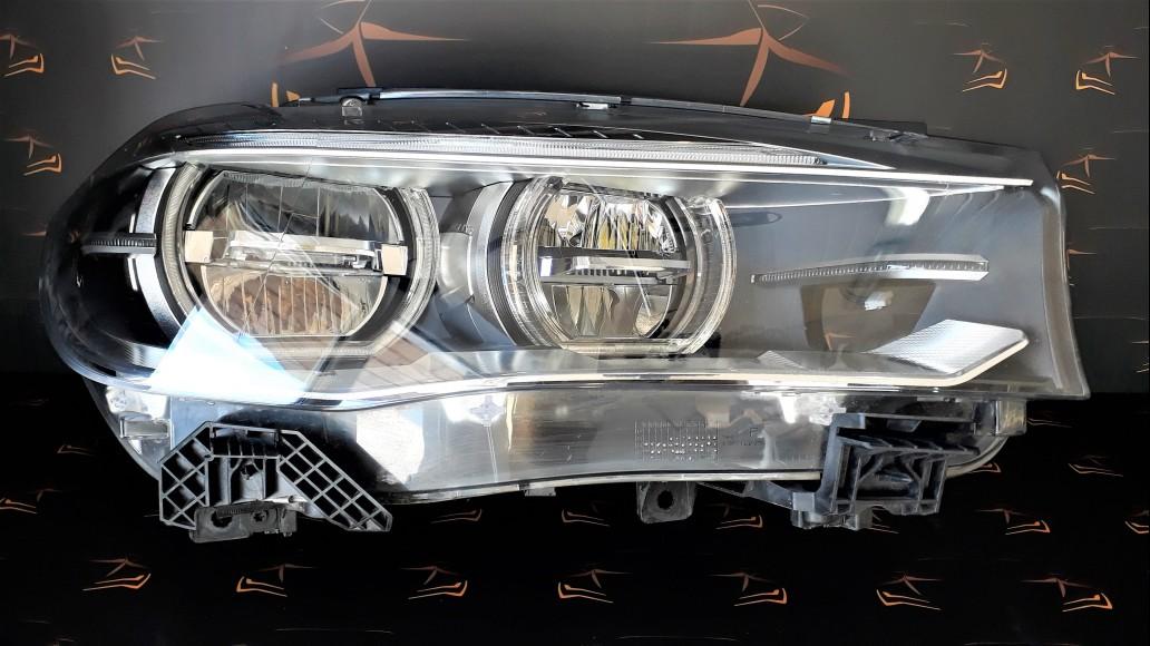 BMW X5 F15 (2014–2018), X6 F16 2015+ 7471348 priekšējais labais lukturis