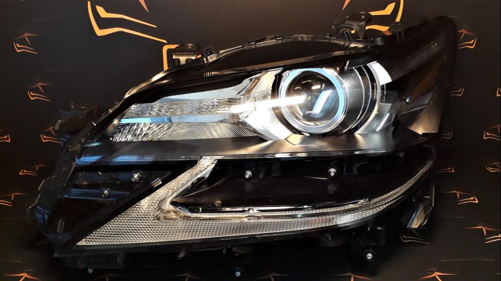 Lexus GS 350 2016+ 11460714L priekšējais kreisais lukturis