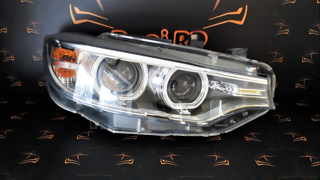 BMW 4 Gran Coupe F36 2014+ 030128227201 priekšējais labais lukturis