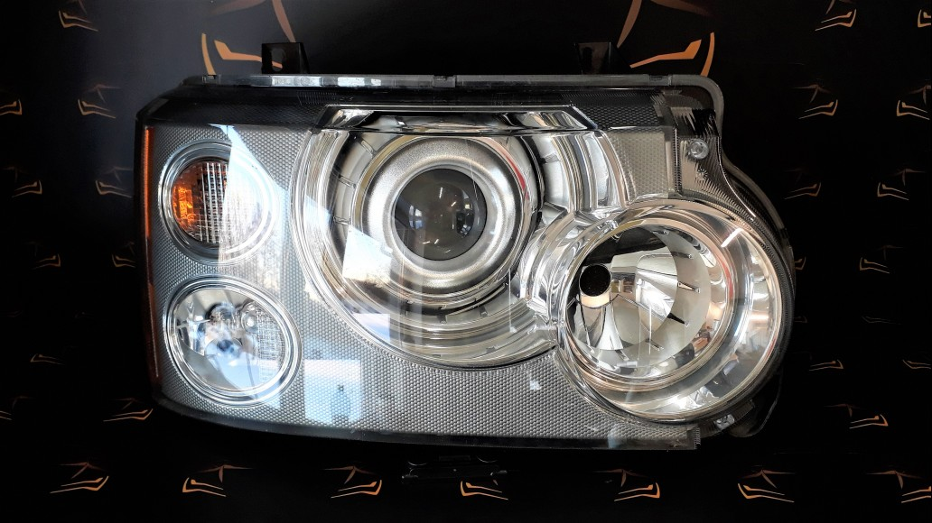 Land Rover Range Rover Vogue 3 (2002-2009) XBC501302LPO right headlight